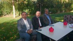 MHP'nin Üç Başkanı Ekici, Yıldız ve Demirkaya bir araya geldi