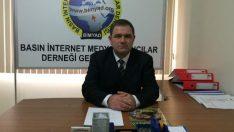 BİMYAD Başkanı Apohan Kınama Mesajı