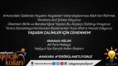 Serdar TUNCER ile Çanakkale programı iptal