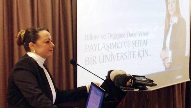 İÜ Rektör Adayı Karabulut : Üniversite Personeline Yabancı Dil Desteği Verilecek