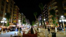 Malatya Kanalboyu Araç Trafiğine Kapatılıyor
