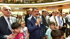 'Küçük Hayaller, Büyük Mutluluklar' projesinin açılışı gerçekleştirildi