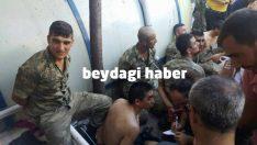 Malatya 2 nci ordu karargahi fetöcu darbecilerden temizleniyor.