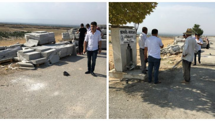 Malatya Şehir Mezarlığında ki Kazada Ağır Yaralanan 2 Genç Vefat Etti