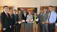 Öğrenciler AB'yi Öğreniyor Projesi Ödül Töreni Gerçekleşti