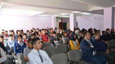 Malatya'da Madde ve Teknoloji Bağımlılığı seminerleri başlatıldı.