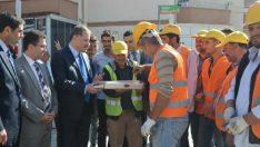 Turgut Özal ve Özalper Mahallesi'ne 4.5 Milyonluk Yatırım