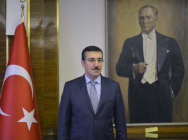 Gümrük ve Ticaret Bakanı Bülent Tüfenkci, referandum sonuçlarına ilişkin konuştu