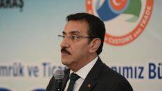 Bakan Tüfenkci, Kahramanmaraş'ta STK temsilcileriyle biraraya geldi