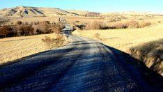 Arapgir'de 2016 yılı içerisinde 38 kilometre asfalt çalışması yapıldı.