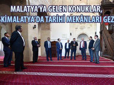 AK Parti Yerel Yönetimler Başkanlığı tarafından 6. Bölge Belediye Başkanları Toplantısı Malatya'da