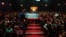 Malatya'da Bilinçli Toplum Güvenli Gelecek Projesi Kapsamında Çocuklar