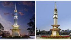 Tecde Yolu Girişine Saat Kulesi Yapılacak