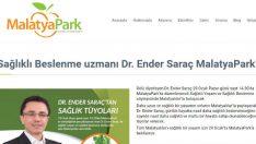 Malatyalı Diyetisyenlerden, Aile Hekimi Dr.Ender Saraç Tepkiler Çığ Gibi