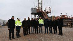Battalgazi'de Jeotermal Su Arama Sondaj Çalışmaları Devam Ediyor