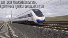 Malatya, Hızlı Tren projesinin hayata geçirilmesi amacıyla ilk adımlar atıldı