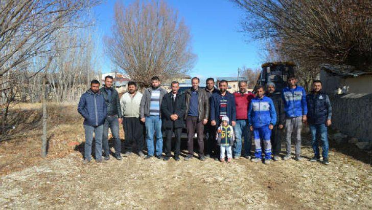 Darende Başdirek Muhtarı Mehmet Yıldırım: 30 Yıllık Hasretimiz Sona Erdi
