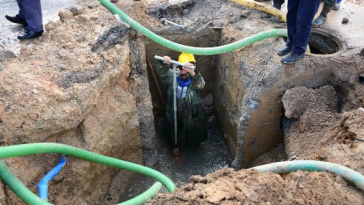 Maski, yapılan taramalar sonucunda şebeke kaybından kaynaklanan saniyede 211 lt/sn su sisteme kazandırıldı.