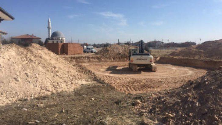 Tohma Kültür Merkezi projesinin ihale edilerek, kazı çalışmalarına başlandığı belirtildi.