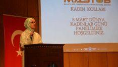 Bayan Tüfenkci, Bakan Kaya'ya Hollanda'da yapılan insanlık dışı muameleyi kınadı