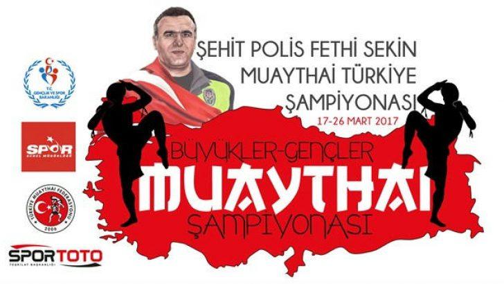 Malatya Türkiye Muay Thai Şampiyonasına Hazır