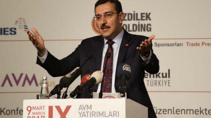 Bakan Tüfenkci: Referandumdan sonra Türkiye marka olacak
