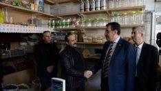 Gümrük ve Ticaret Bakanı Bülent Tüfenkci, Arapgir'de vatandaşlara hitap etti