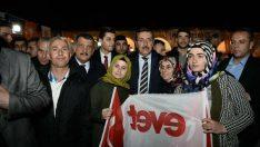 Türkiye her alanda üç kat büyüdü