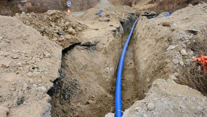 Akçadağ Dedeköy mahallesi içme suyuna kavuşuyor