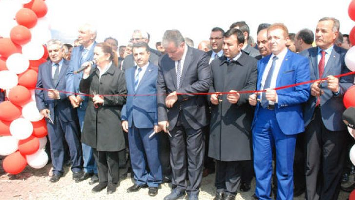 Pütürge'de Toplu Açılış ve Temel Atma Töreni Yapıldı