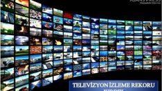 Dünya genelinde günlük televizyon izleme oranlarında 330 dakika ile dünya rekoru kırdık.
