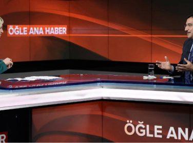 Gümrük ve Ticaret Bakanı Bülent Tüfenkci, TRT Haber canlı yayınında Sermin Baysal Ata'nın referandum sonuçlarına ilişkin sorularını yanıtladı.