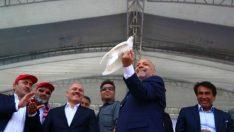 Hak-İş 'ten Dadaşlar Diyarı Erzurum'da Görkemli 1 Mayıs