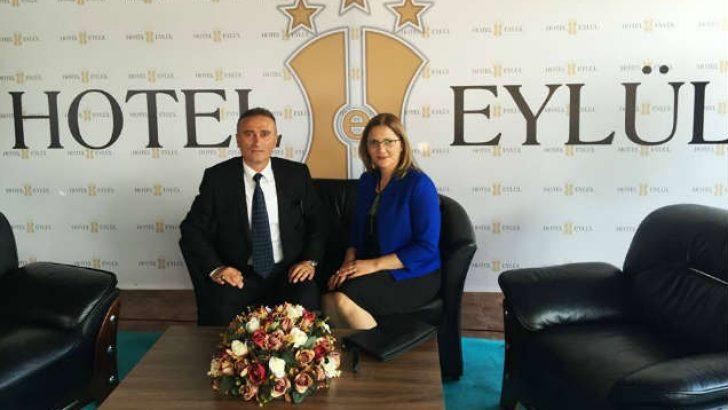 Malatya'lı İş Adamı Vahap Aydın'dan Şehit Ailelerine Vefa
