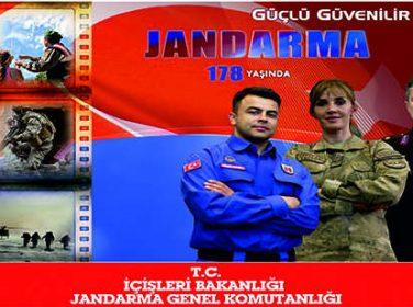 Jandarma 178. Yaşında
