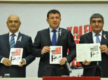 Ağbaba : Tüm Dünyada Tutuklu Gazetecilerin Üçte Biri Türkiye'de @veliagbaba