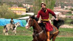 Atlı Okçuluk çeyrek final müsabakaları Malatya'da