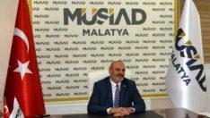 MÜSİAD Malatya Başkanı Hüseyin Kalan, 65. Hükümetin Bakanlar Kurulu'nda yapılan kabine revizyonu ile ilgili bir açıklama yaptı.