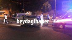 Çevre Yolu Maşti Karşısında Trafik Kazası 1 Yaralı