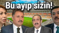 2012 yılında temeli atılan ve o yıldan itibaren yılan hikayesine dönen Malatya'nın yeni stadı 5.yılında da tamamlanamadı.