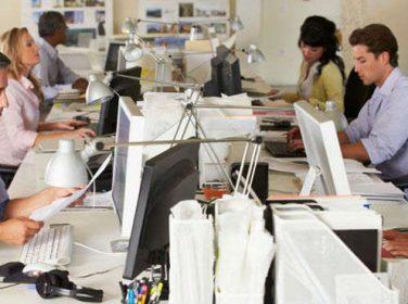 Hizmet sektörüne güven arttı