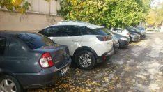Otomobil sahibine göre park edecek