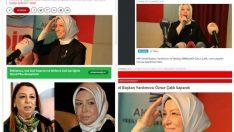 Ak Parti M.Vekili Öznur Çalık'ın tesettüre bürünmesi ulusal medyada geniş yer buldu.