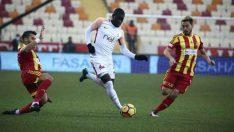 Aslan'a Kaplan Pençesi Evkur Yeni Malatyaspor: 2 – Galatasaray: 1
