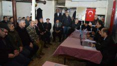 Yeşiltepe Esnaf Odası'nın seçimi yapıldı
