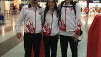 Modern pentatlon Milli takım Antrenörü Rüstem Pelit Birincilik İçin Mısır'a Uçtu