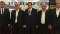 TÜRK HABER SEN'de görev değişikliği, Malatyalı Yücel Kazancıoğlu Genel Başkanlığa Seçildi