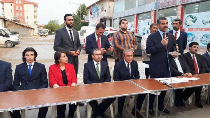 Malatya'da 2 milletvekili çıkarabilecek bir seçmen potansiyeli olan Akçadağ neden hep görmezden geliniyor