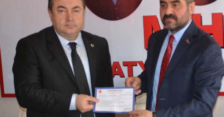 """MHP Milletvekili Aday Adayı Berkan Samanlıoğlu, """"Ramazan ayında akan gözyaşı ve kan son bulsun"""""""