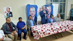 """AK Parti İl Başkanı İhsan Koca: """"Türkiye'nin yüzyılını şekillendirecek bir seçimin arifesindeyiz"""""""